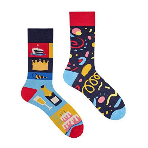 Geburtstags-Socken