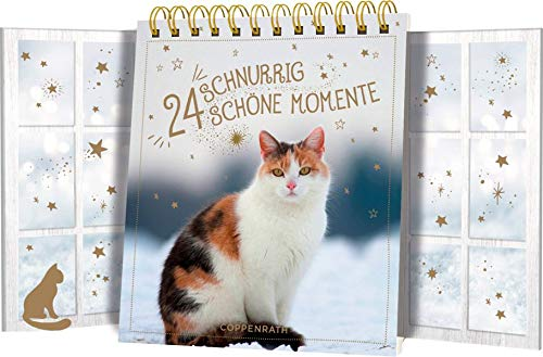Tischkalender für Katzenfas
