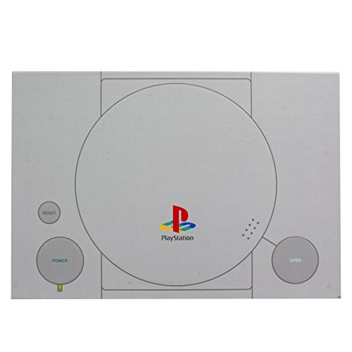 Playstation-Notizbuch
