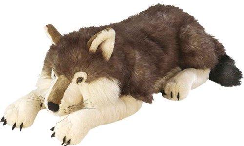 Plüsch-Wolf