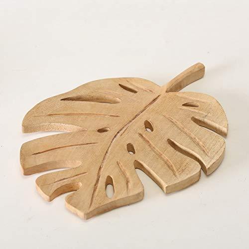 Holz-Untersetzer