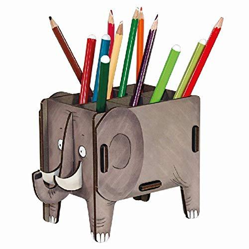 Elefanten-Stiftebox