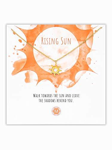 Sonnenschein-Halskette
