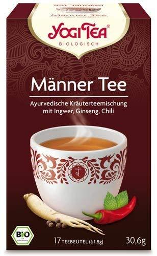 Yogi Tee Männer-Teemischung