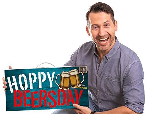 'Hoppyy Beersday!'