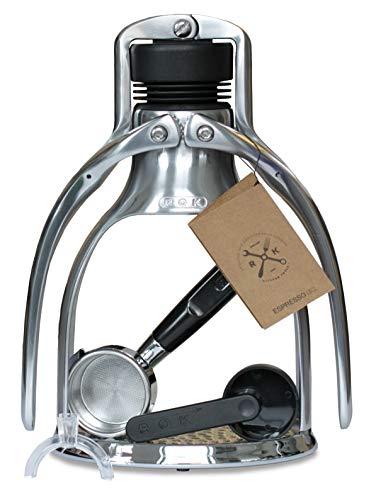 Hebel-Espressomaschine