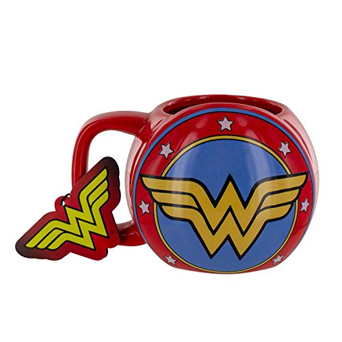 Wonder Woman-Tasse