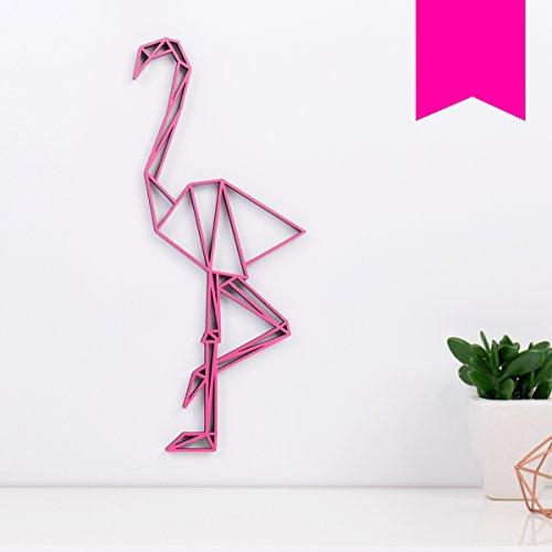 Flamingo-Wanddeko