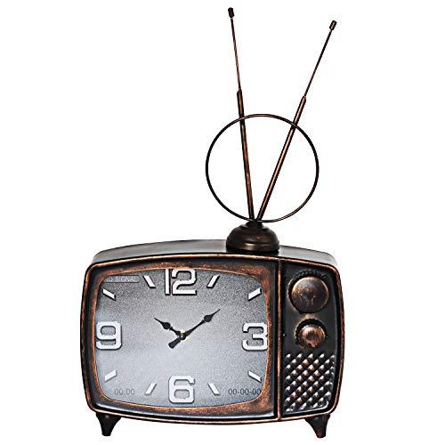 Retro-TV-Uhr