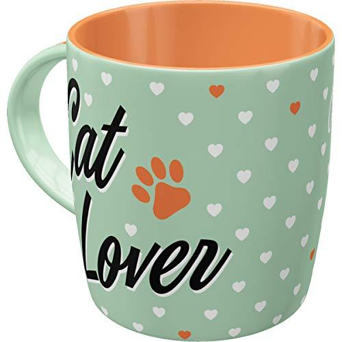 Tasse für Katzenliebhaber