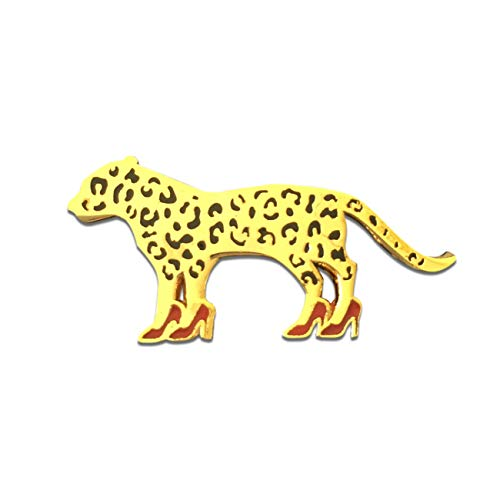 Leoparden-Anstecker