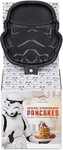 Stormtrooper-Pfannkuchen