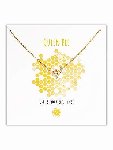 Bienen-Halskette