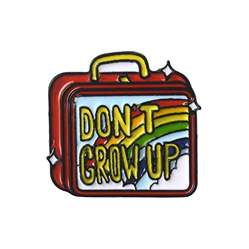 Don't Grow Up-Brosche