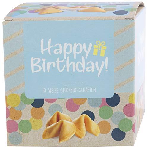 Happy Birthday-Glückskekse