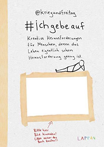 #ichgebeauf Mitmachbuch