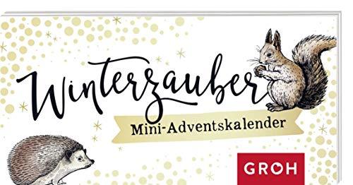 Mini-Adventskalender Winterzauber