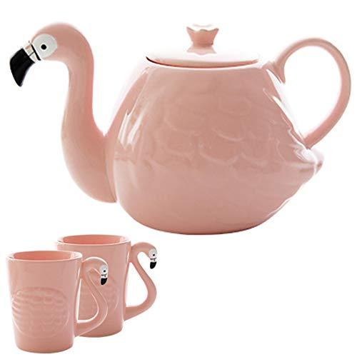 Flamingo-Teeset
