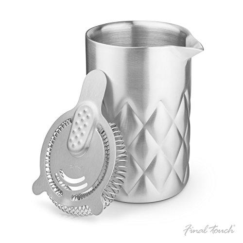 Edelstahl-Mixer