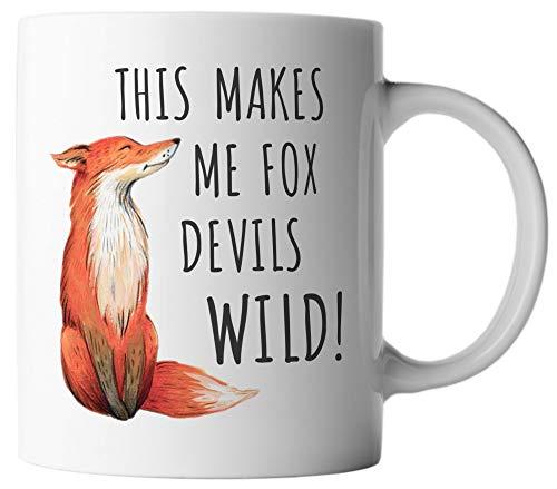 Foxdevilswild-Tasse