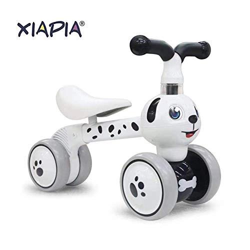 XIAPIA Kinder Laufrad ab 1 Jahr Lauflernrad für 10 - 36 Monate Baby, TÜV...