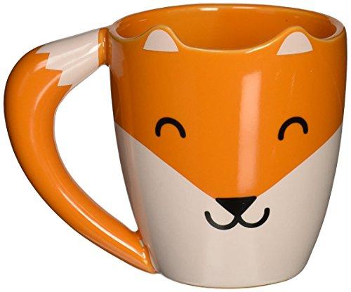 Fuchs-Keramiktasse