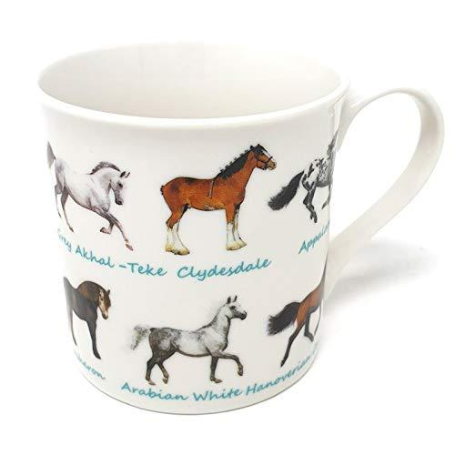 Pferdemotiv-Tasse