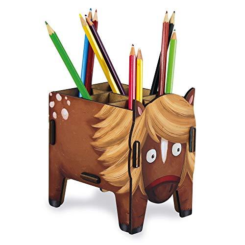 Pferde-Stiftebox