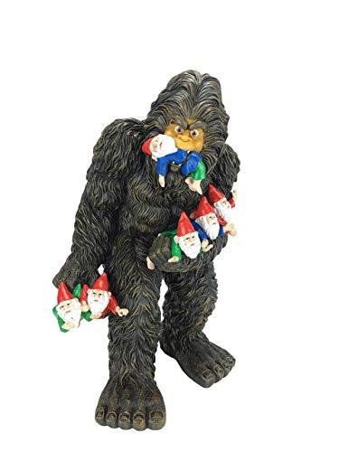 Bigfoot-Gartenzwerg(fresser)