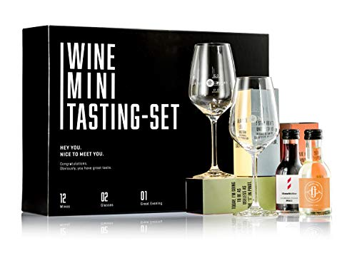 Mini-Weintasting