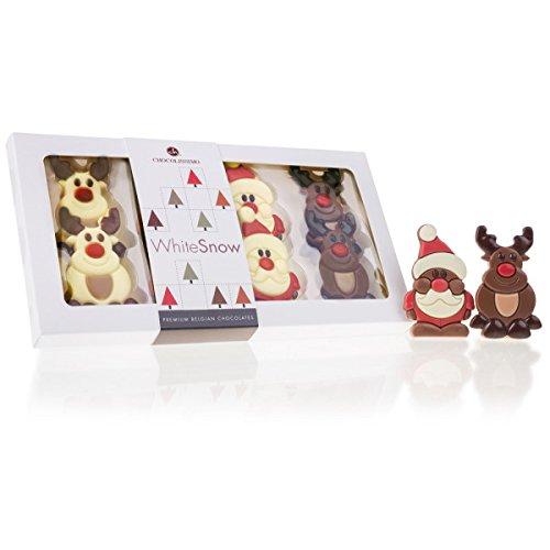 Weihnachts-Schokoladen