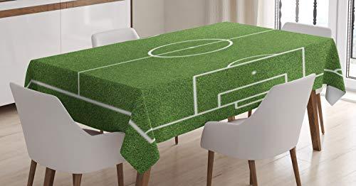 Fußball-Tischdecke
