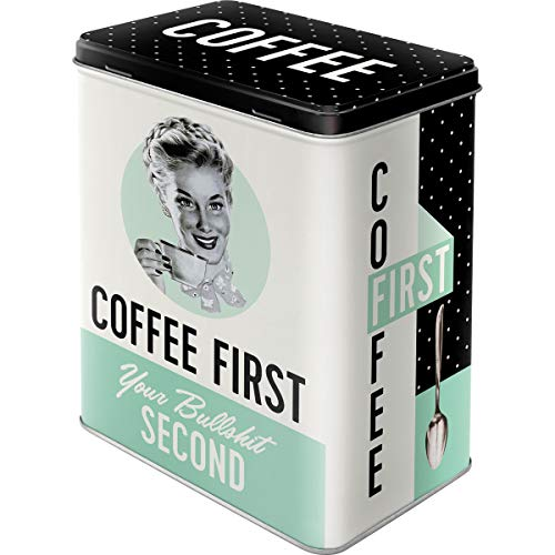 Coffee First... Your Bullshit Second