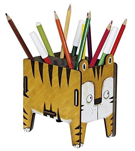 Tiger-Stiftebox
