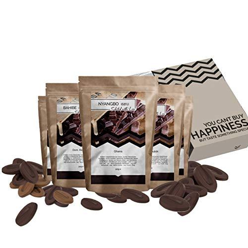 Kakaosorten der Welt