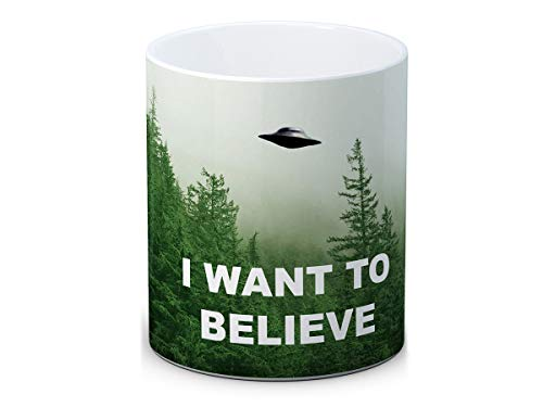 I want to believe-Tasse