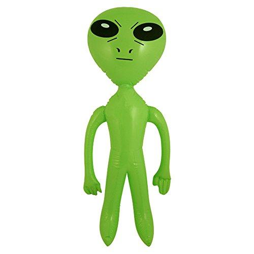 Aufblasbarer Alien