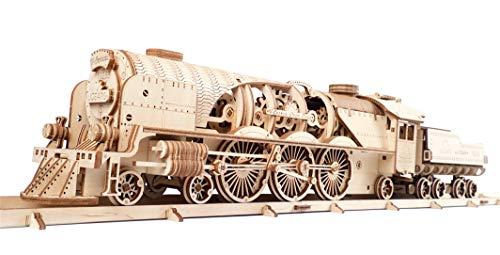 DIY-Dampflokomotive