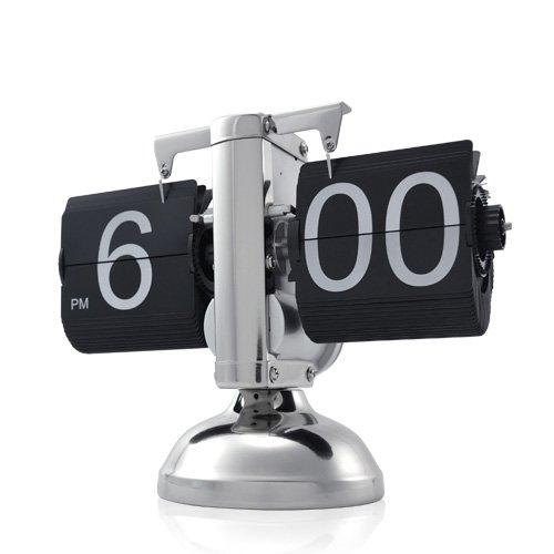 Retro-Uhr mit Flip-Display