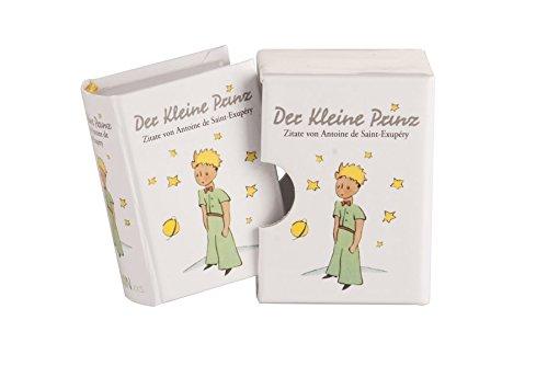 Der kleine Prinz-Minibuch