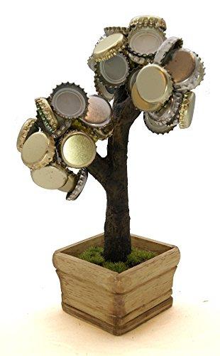 Kronkorken-Baum