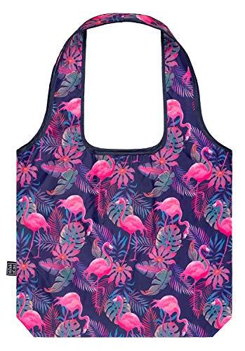 Flamingo-Tragetasche