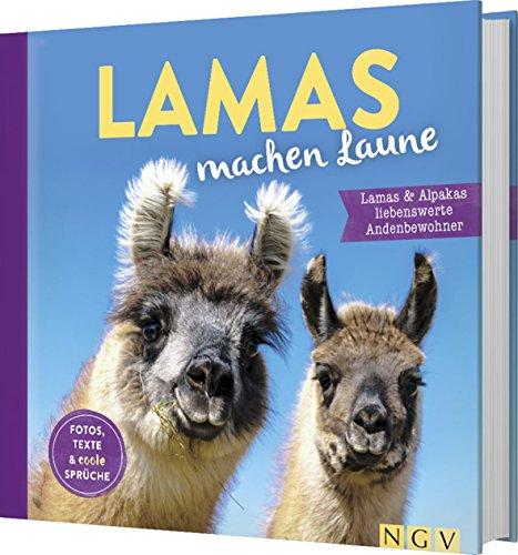 Lama- und Alpaka-Buch