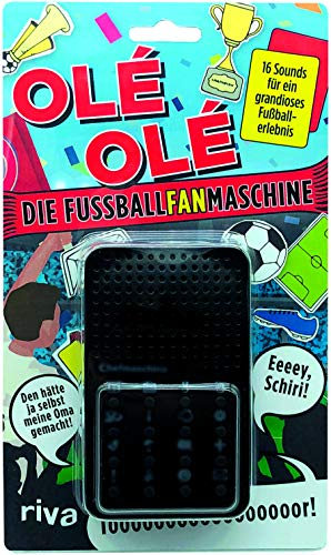 Die Fußballfanmaschine