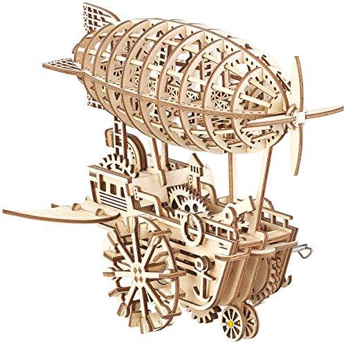 Modellbausatz Luftschiff