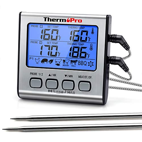 Thermometer für Hobby-Griller