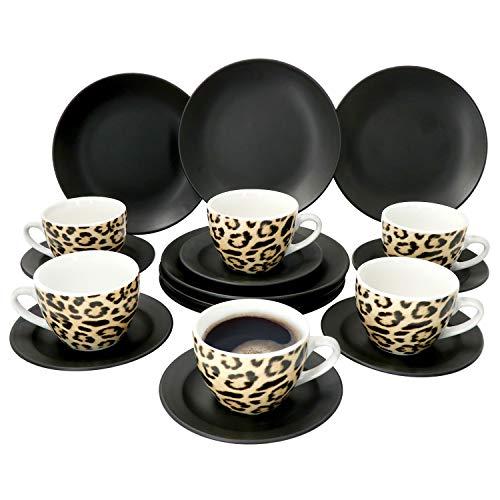 Leoparden-Tassen