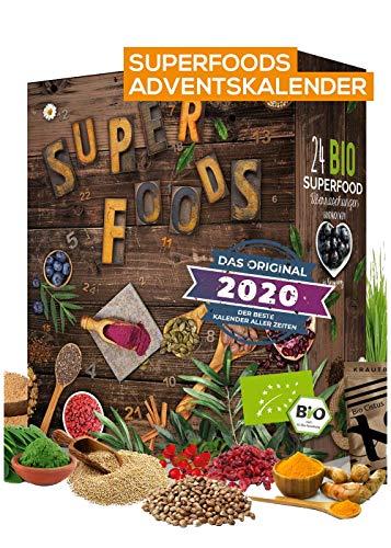 Bio Superfood-Adventskalender