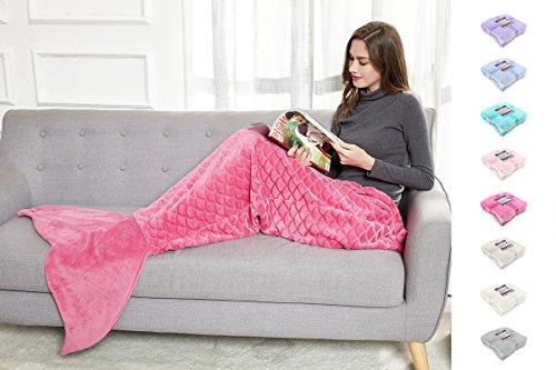 Sofa-Schlafsack mit Schwanzflosse