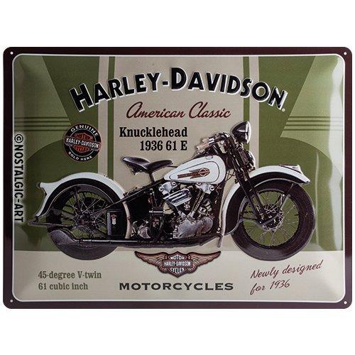 Harley-Dekoschild